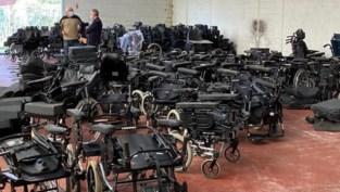 """330 Latemse rolstoelen naar de Filipijnen: """"We willen zo veel mogelijk mensen helpen"""""""