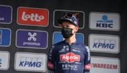 """Tim Merlier na derde plaats: """"Mathieu zei dat hij niet goed was, en ik dacht dat hij aan het lachen was"""""""