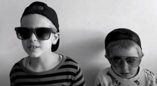 """Derde lockdownsong van Jim Cole & Kids: """"We proberen mensen aan het lachen te brengen"""""""