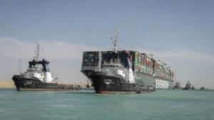 Experts starten onderzoek naar blokkade in Suezkanaal