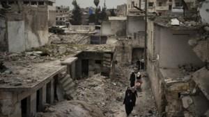 Inzameling voor Syrië blijft steken op een derde van doel