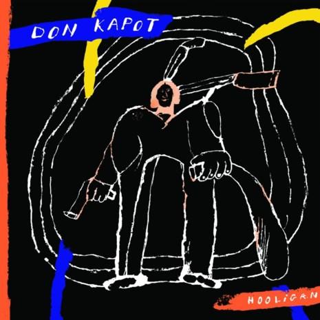 RECENSIE. 'Hooligan' van Don Kapot: Een brok muzikaal geweld ***