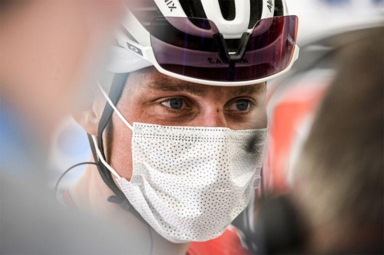 """En plots geraakt Mathieu van der Poel geen poot meer vooruit: """"Geen zorgen, ik kan niet alle dagen super zijn"""""""