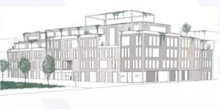 Digitaal infomoment over project Bookmolenstraat