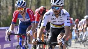 Goed nieuws voor Van der Poel en Alaphilippe: in de Ronde geen temperaturen als in Dwars door Vlaanderen