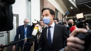 """Nederlandse premier Rutte ontkent dat hij gelogen heeft over gesprek met verkenners: """"Ik heb me dat verkeerd herinnerd"""""""