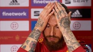 Sergio Ramos valt opnieuw geblesseerd uit en mist tweeluik met Real Madrid tegen Liverpool in Champions League