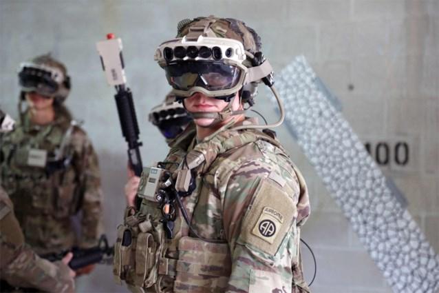 Amerikaans leger bestelt voor 22 miljard dollar aan slimme brillen bij Microsoft