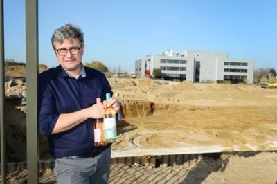 Delhaize bouwt grootste wijnbottelarij van het land: veertien olympische zwembaden per jaar