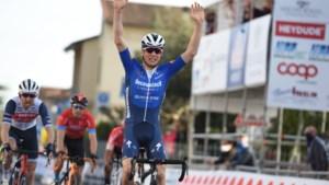 Deceuninck-Quick Step verschijnt met Mauri Vansevenant en Pieter Serry aan de start van Ronde van het Baskenland