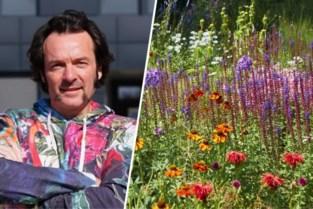 """Binnenkijken in de prachtige bloementuin van Arne Quinze in Latem: """"Hier staan 25.000 planten"""""""