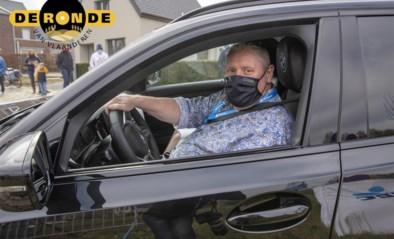 """Guy is tijdens de Ronde chauffeur van dopingdokter: """"Aje moe kakkn, moe je kakkn? Geen tijd voor"""""""