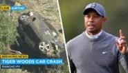 Ongeval Tiger Woods: politie kent oorzaak, maar wacht op toestemming golfer om details te geven