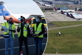 """Hoe de eerste drone boven Brussels Airport bestuurd werd vanop honderd kilometer afstand: """"De piloot kan zich eender waar bevinden"""""""