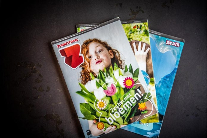 Uitgeverij Averbode maakt scholieren warm voor bedrijfswereld