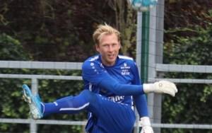 """Ex-Rode Duivel Brian Vandenbussche stopt als doelman, maar verdwijnt niet uit het voetbal: """"Rentenieren is geen optie"""""""