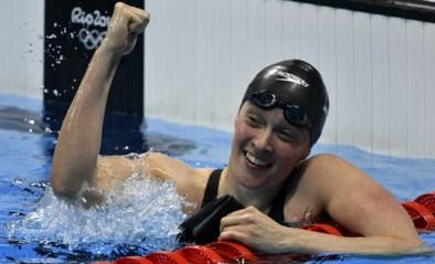 Een baantje rond de aarde: hoe Kimberly Buys 40.000 kilometer in een zwembad doorstond