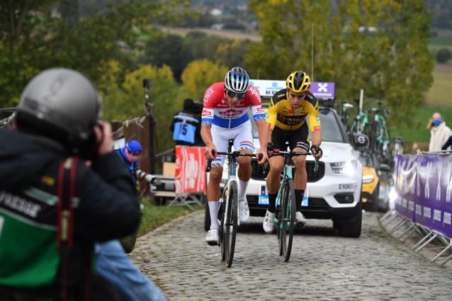 Voorbeschouwing Ronde van Vlaanderen 2021: opnieuw een duel Wout Van Aert - Mathieu van der Poel?