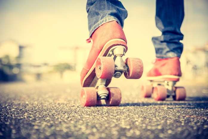 Rolschaatsen, hoe begin je daar eigenlijk aan?