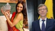 """Burgemeester Harelbeke verontwaardigd over racistische commentaar op nieuwe Miss België: """"Ik ben beschaamd"""""""
