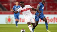 Stuttgart kan niet rekenen op Orel Mangala tegen Werder Bremen, maar er is hoop