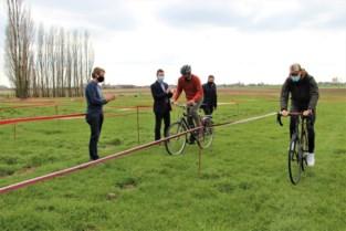 Tweede pop-up parcours is voorbode van permanent cyclocrossparcours aan Hoogweg