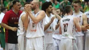 Belgian Lions in vijfde pot bij loting voor EK basketbal