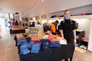 Kapster Shanty opent pop-upstore met baby- en kinderkleding