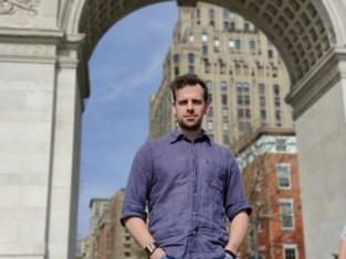 """Vincent (31) maakt tweede kortfilm <I>Fix </I>in New York: """"Hier ben ik herboren, als mens en als artiest"""""""