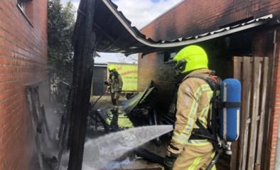 Brandweer kan voorkomen dat jeugdlokalen in brand vliegen