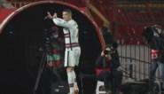 Kapiteinsband van woedende Cristiano Ronaldo brengt bom geld op voor ziek kind
