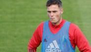 Standard-verdediger Zinho Vanheusden traint vanaf maandag weer fulltime in Luik