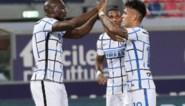 SERIE A. Lukaku opnieuw trefzeker voor Inter, dat ten volle profiteert van puntenverlies van Milan en Juventus