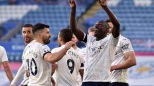 Manchester City met sterke De Bruyne wint eenvoudig van Leicester