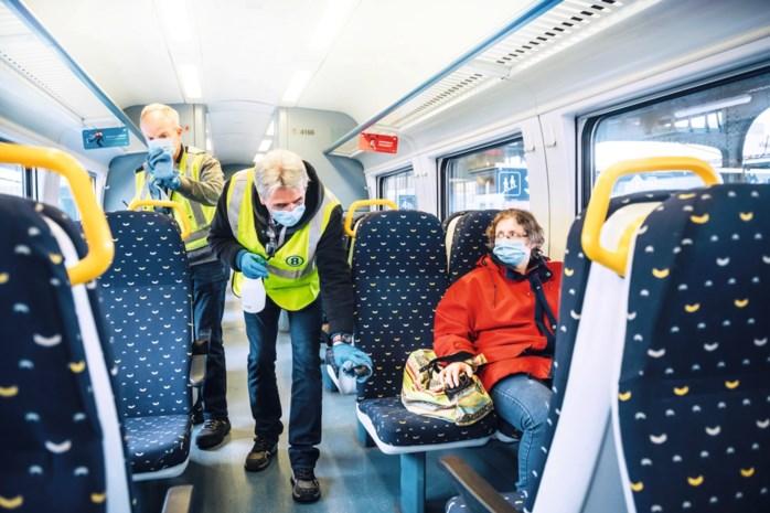 Vanaf vandaag geldt raamregel op de trein: dit moet u weten