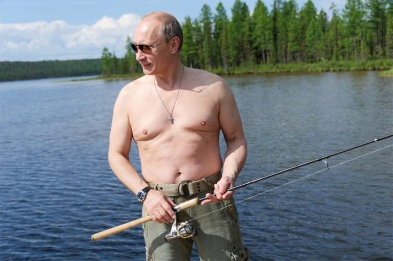 De meest sexy man van Rusland is … Vladimir Poetin