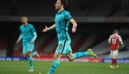 Liverpool walst in tweede helft over Arsenal dankzij supersub Jota