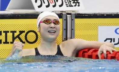 Japanse zwemster overleefde leukemie en plaatst zich voor Olympische Spelen