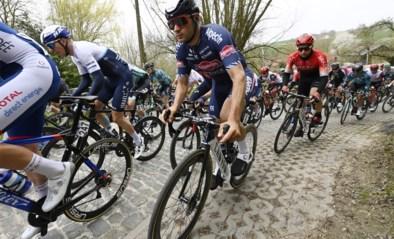 """Gianni Vermeersch ziet zijn kopman naast de bloemen grijpen in de Ronde: """"Excuses van Mathieu zijn niet nodig"""""""
