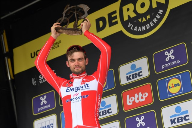 """Asgreen bezorgt Deceuninck - Quick-Step de zege na """"perfecte"""" Ronde van Vlaanderen: """"Een eer om in dit team te zitten"""""""