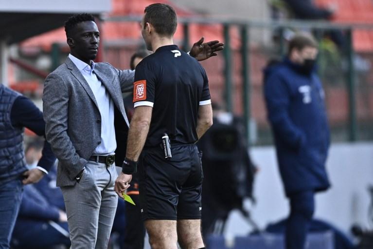 """Hein Vanhaezebrouck beseft dat er """"veel werk aan de winkel is"""", Mbaye Leye beseft dat het anders had kunnen lopen"""