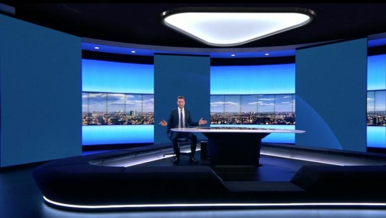 VRT-journaal heeft nieuwe look