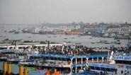 Zeker vijf doden, tientallen vermisten bij schipbreuk op rivier in Bangladesh