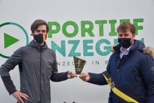 Karel Sabbe is Sportfiguur 2020 van Anzegem