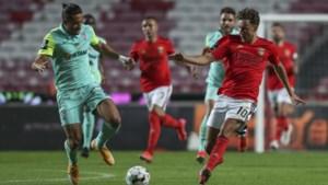 Jan Vertonghen valt in slotminuut in bij Benfica, dat zuinige boekt