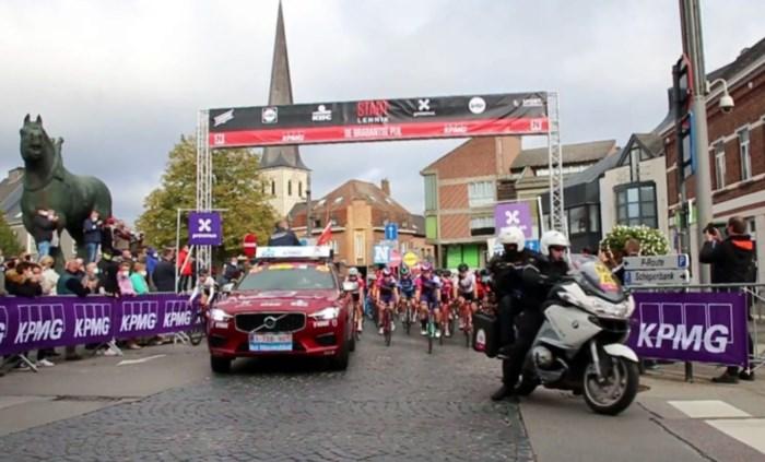 Aangepaste verkeersmaatregelen voor start Brabantse Pijl Elite dames