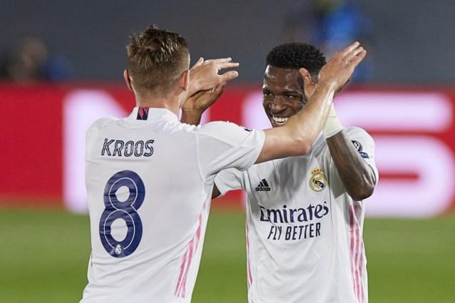 Vinnig Real Madrid heeft Eden Hazard (nog) niet nodig en kan halve finales ruiken na overtuigende zege tegen Liverpool