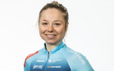 """Justine Ghekiere (24) proeft in zesde koers ooit al van Ronde van Vlaanderen: """"Een uitzonderlijk mooie kans"""""""