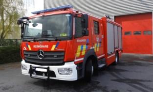 Twee nieuwe autopompen voor brandweerposten Lede en Wichelen
