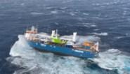Nederlands vrachtschip in problemen bij Noorwegen